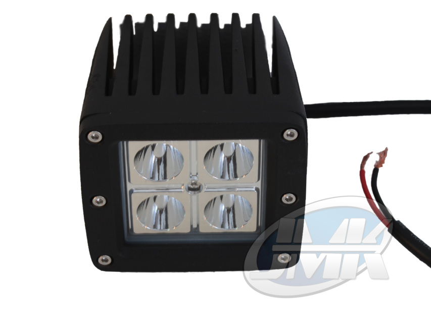 2 Inch Square Cree 4 Led Lights