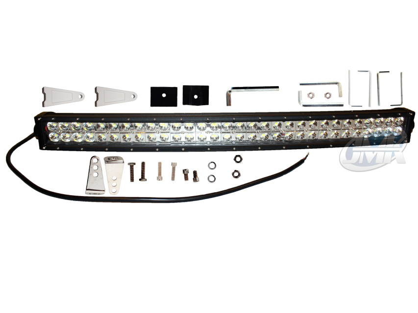 30in curved cree led light bar